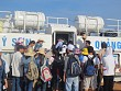 Sau dịp lễ hàng ngàn du khách chật vật rời đảo Lý Sơn