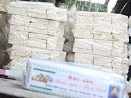 Bánh nổ Đặc sản Đảo Lý Sơn- Quảng Ngãi