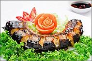Cá chình nướng đặc sản đảo Lý Sơn