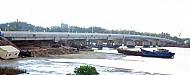 Cầu Trà Bồng và những nhà hàng nổi trên đảo