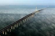 Cầu vượt biển nối hai đảo Lý Sơn