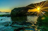 Đảo Lý Sơn hạn chế du khách trèo lên cổng tò vò