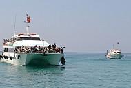 Đảo Lý Sơn tăng giá vé tàu khách