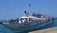 Đầu xuân khách ra đảo Lý Sơn tăng đột biến