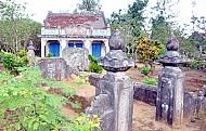 Đền Bà Roi -Lý Sơn
