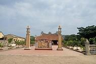 Đình làng An Vĩnh- Đảo Lý Sơn