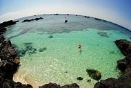 Đón thu tại biển đảo Lý Sơn