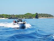 Du lịch đảo Lý Sơn hút khách trong dịp lễ