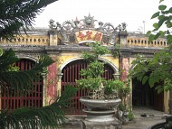 Du lịch đảo Lý Sơn thăm di tích Chùa Ông