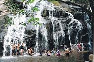 Du lịch Lý Sơn khám phá những dòng suối đầy quyến rũ