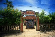 Du lịch Lý Sơn thăm nhà cổ trên đảo