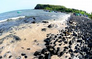 Gành Yến- Đảo Lý Sơn