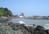 Ghềnh đá Bàn Than - Đảo Lý Sơn