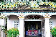 Khám phá nơi gìn giữ văn hóa thờ cúng thần Nông