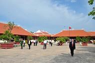Khu lưu niệm cố Thủ tướng Phạm Văn Đồng