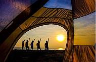 Kinh Nghiệm Cụ Thể Cho Một Ngày Cắm Trại Trên Đảo Bé Lý Sơn