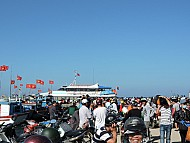 Lý Sơn đón hàng nghìn lượt khách du lịch
