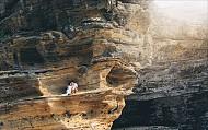 Ngất ngây ảnh cưới trên biển đảo Lý Sơn