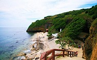 Ngôi chùa linh thiêng trên đảo Lý Sơn