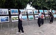 Những bức ảnh ấn tượng về biển đảo Lý Sơn