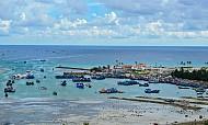 Phát triển nóng du lịch Lý Sơn và bảo tồn biển đảo