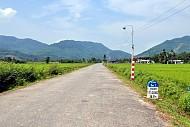 Qua đèo Đồng Ngổ- Quảng Ngãi