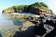 Sự phun trào của núi lửa biển trên đảo Lý Sơn