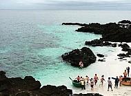 Văn hóa ứng xử trong du lịch biển đảo Lý Sơn