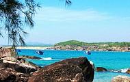 Vẻ đẹp biển Châu Me Quảng Ngãi