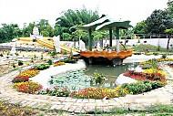 Vườn thơ Bích Khê- Quảng Ngãi