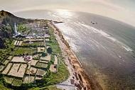 Xây dựng công viên địa chất trên đảo Lý Sơn