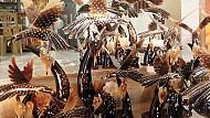 Xóm lược và nghề chế tác sừng Quảng Ngãi