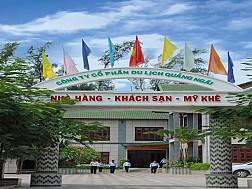 Nhà hàng - Khách sạn Mỹ Khê- Quảng Ngãi