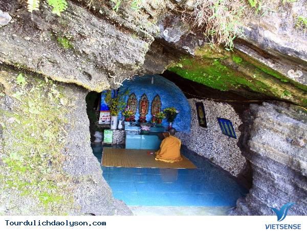 Chùa Đục- Đảo Lý Sơn - Ảnh 3