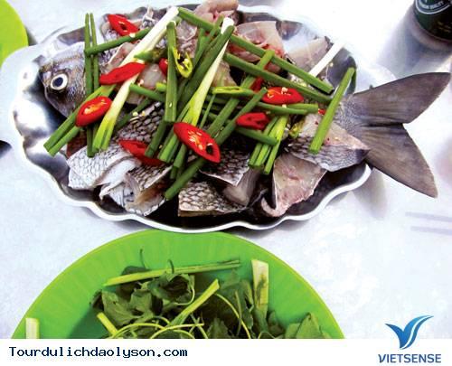 Cá Tà Ma Đảo Lý Sơn