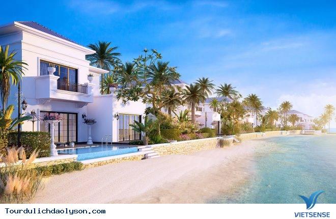 Đảo Lý Sơn sẽ có resort biệt thự nghỉ dưỡng sang trọng