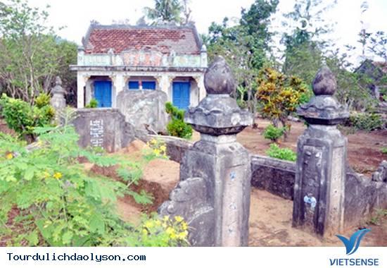 Đền Bà Roi-Lý Sơn