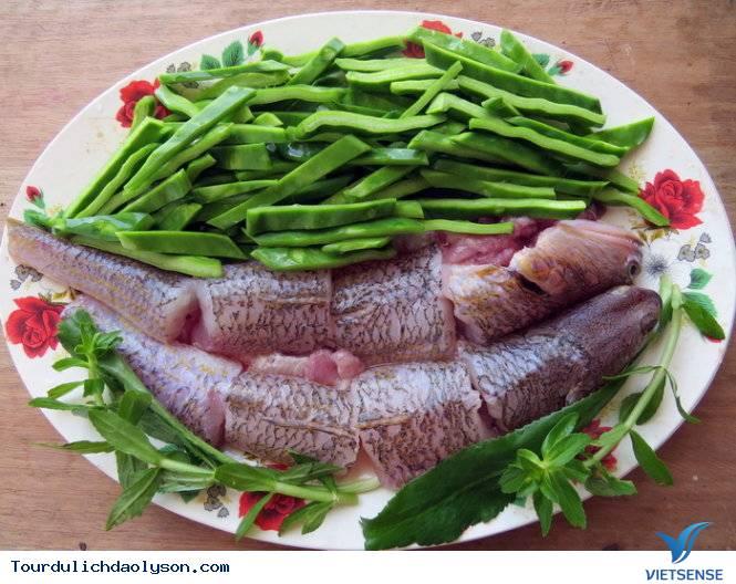 Du lịch Lý Sơn- Quảng Ngãi thử món ngon từ cá thửng