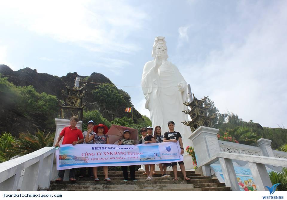 Du Lịch Lý Sơn- TP. Hồ Chí Minh - Quảng Ngãi - Đảo Lý Sơn 3 Ngày