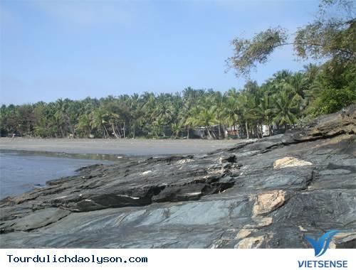 Ghềnh đá Bàn Than- Đảo Lý Sơn - Ảnh 3