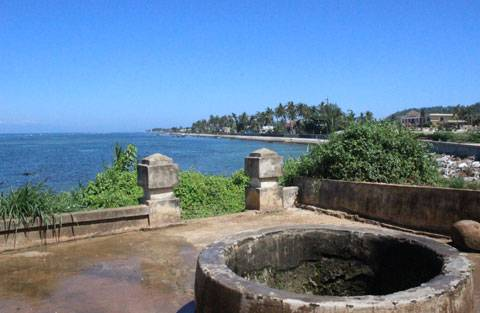 Giếng Vua- Đảo Lý Sơn,giéng vua dao ly son