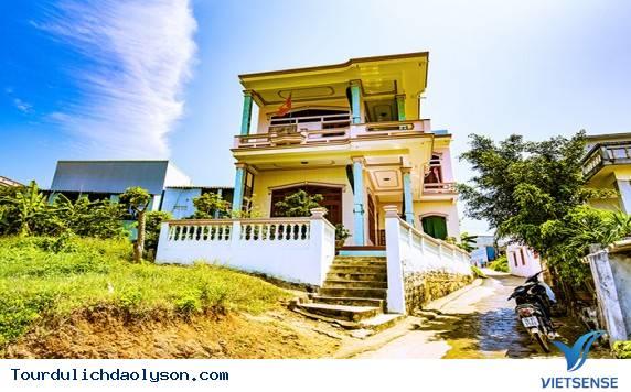 Homestay Island Lý Sơn