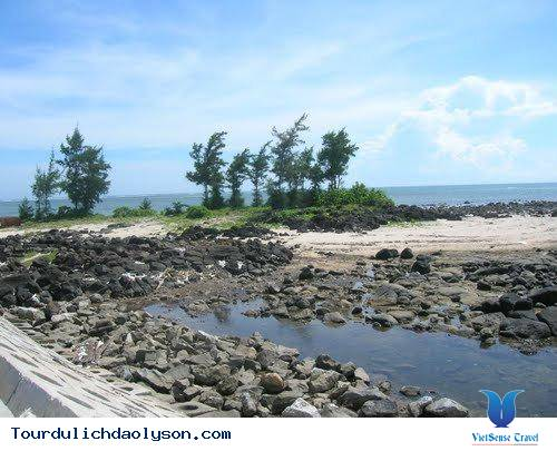 Hòn Mù Cu- Đảo Lý Sơn