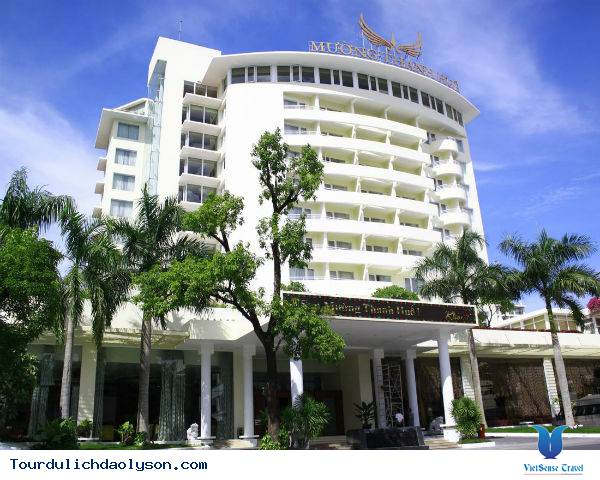 Khách Sạn Mường Thanh- Lý Sơn