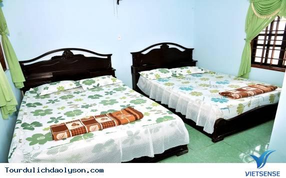 Nhà Hàng - Nhà Nghỉ Hoa Biển - Đảo Lý Sơn