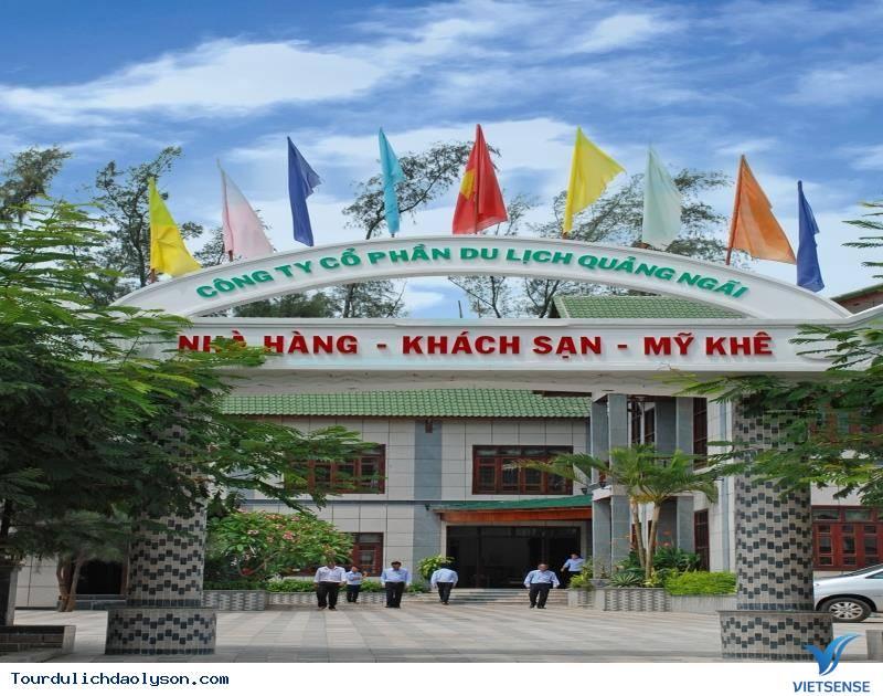 Nhà hàng- Khách sạn Mỹ Khê- Quảng Ngãi