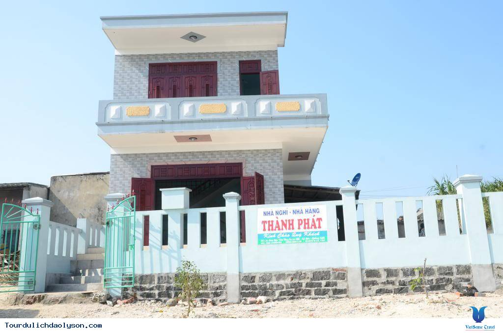 Nhà nghỉ – Thành Phát - Đảo Lý Sơn,nha nghi  thanh phat  dao ly son