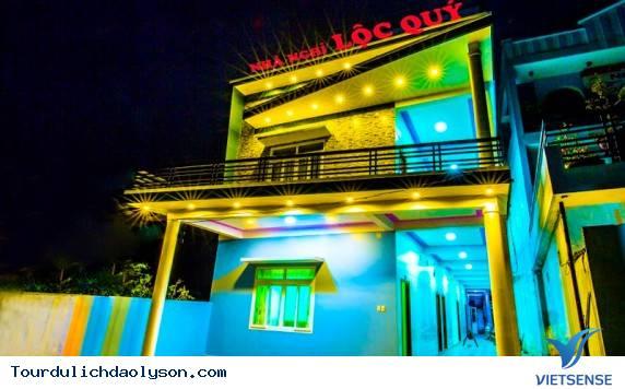 Nhà nghỉ Lộc Quý - Đảo Lý Sơn,nha nghi loc quy  dao ly son