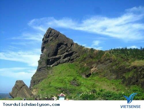 Núi Thới Lới Lý Sơn - Ảnh 1