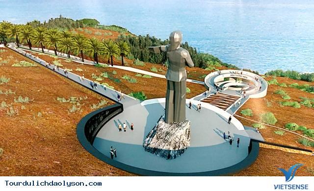 Phối cảnh 3D dự án 'Người mẹ thắp lửa' trên đảo Lý Sơn - Ảnh 4